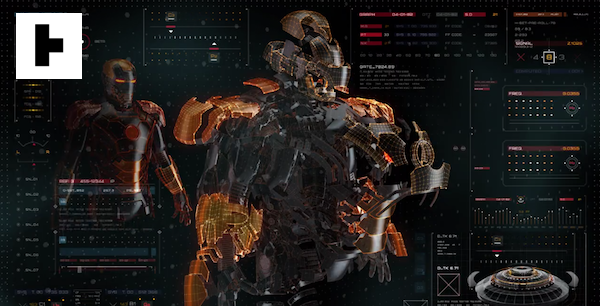 Territory Motion Graphics Work Avengers Age of Ultron